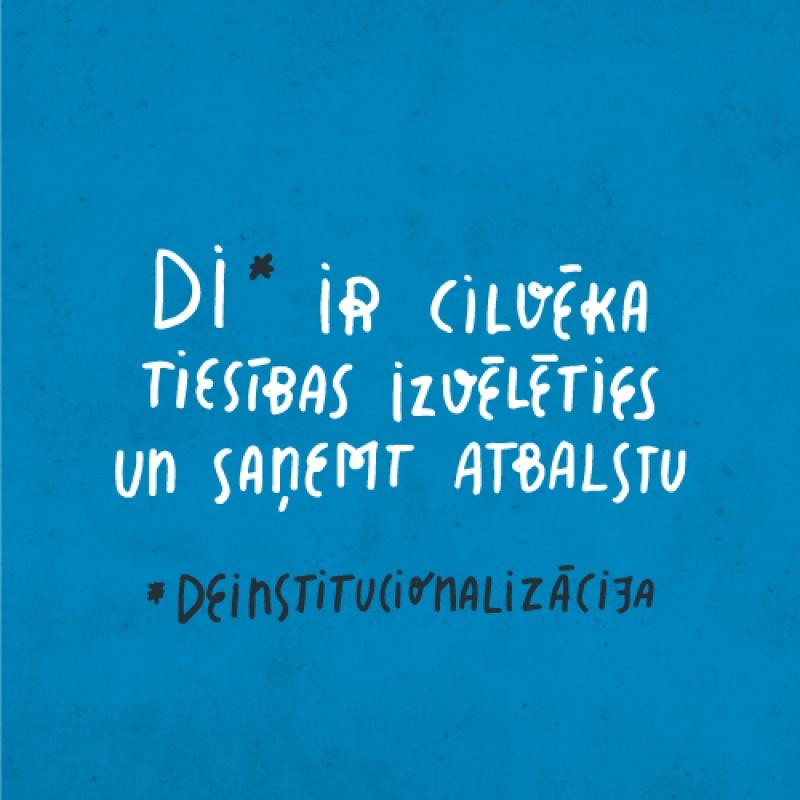 """Saruna """"Tiesības un iespējas uz vienlīdzīgu dzīvi jeb deinstitucionalizācijas process: Skandināvijas, Latvijas, Čehijas piemēri"""""""