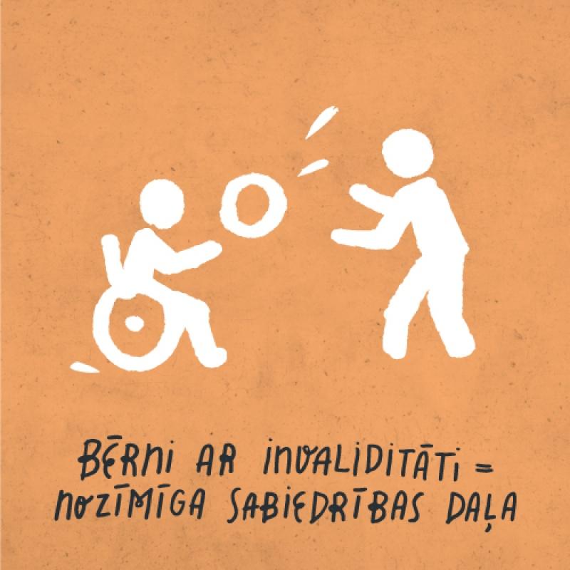 """Saruna """"Bērni ar invaliditāti – nozīmīga sabiedrības daļa jeb kā sekmīgi iekļaut un atbalstīt?"""""""
