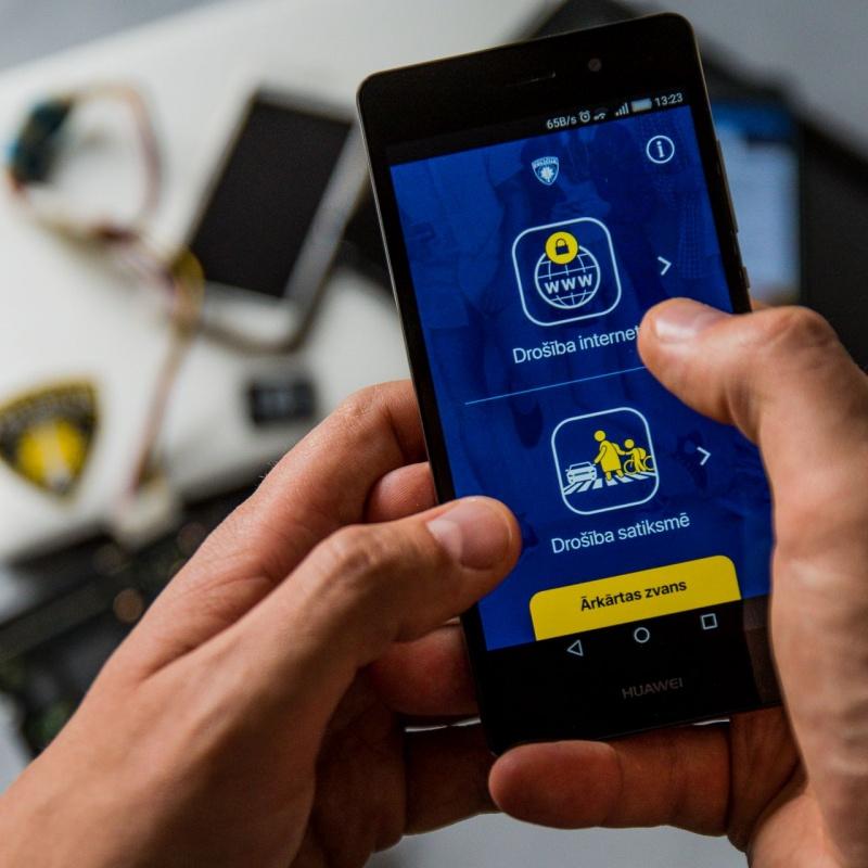 Kails internetā – personīgā un datu drošība