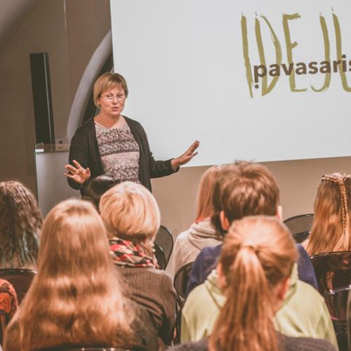 Jauniešu iniciatīvu nozīme sabiedrībā #idejupavasaris