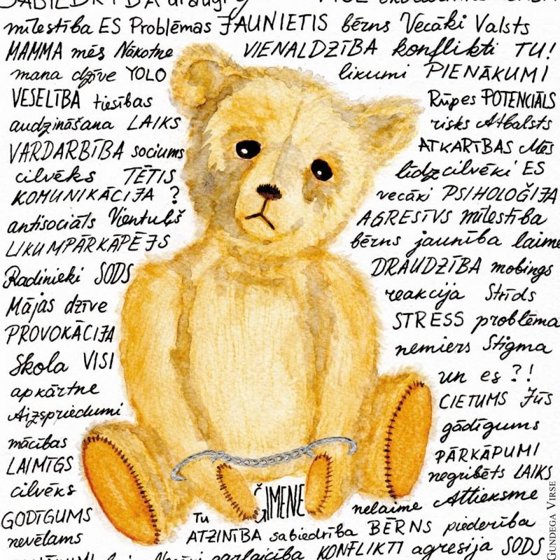 """Paneļdiskusija """"RADI ARĪ*TU JAUNIETIM"""", radošās darbnīcas: grafiti un ielu vingrotāji"""