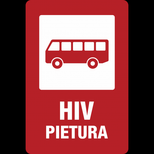 HIV pietura