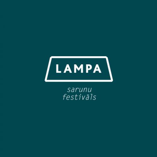 Sarunu festivāla LAMPA 2019 atklāšana