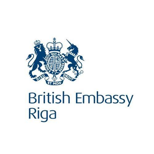 Lielbritānijas vēstniecība Latvijā