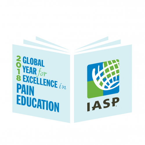"Starptautiskās Sāpju izpētes biedrības kampaņa  ""Global Year for Excellence in Pain Education"""
