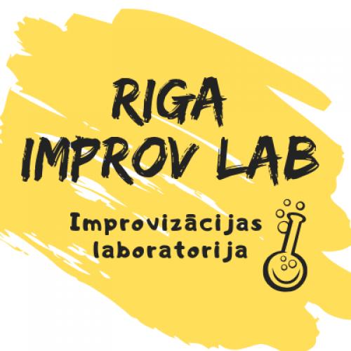 Riga Improv Lab – Improvizācijas laboratorija