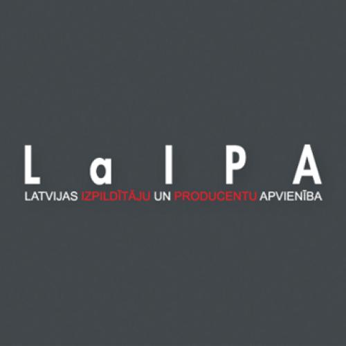 Latvijas Izpildītāju un producentu apvienība (LaIPA)