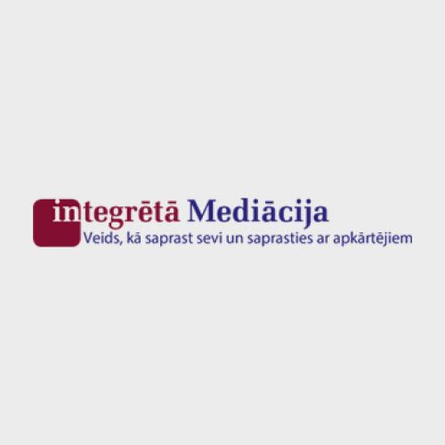"""Biedrība """"Integrētā mediācija Latvijā"""""""