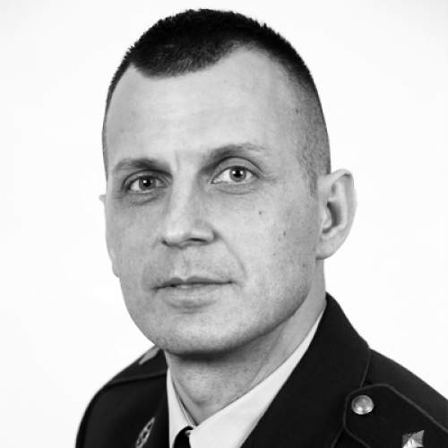 Maj. Aivis Mirbahs