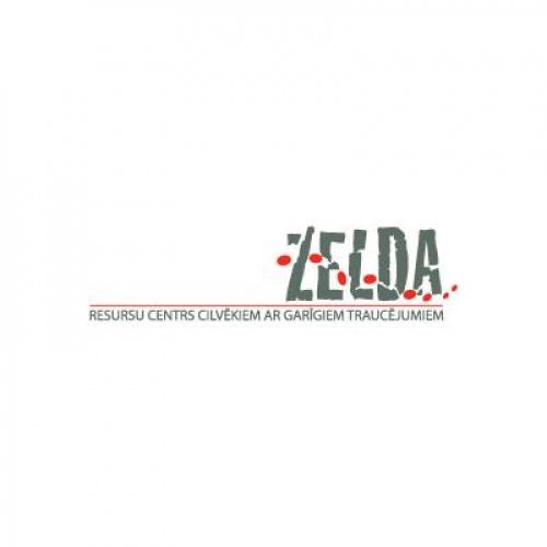 """Biedrība """"Resursu centrs cilvēkiem ar garīga rakstura traucējumiem """"Zelda"""""""""""