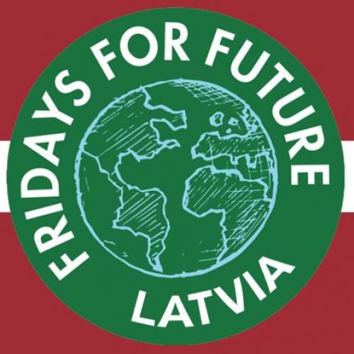 Kustība Fridays For Future Latvia
