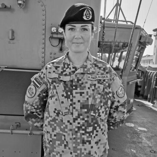 Lt. Annija Paulauska