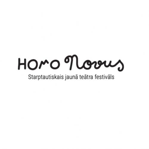 """Starptautiskais jaunā teātra festivāls """"Homo Novus"""""""
