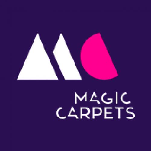 """Starptautiskā platforma """"Magic Carpets"""""""