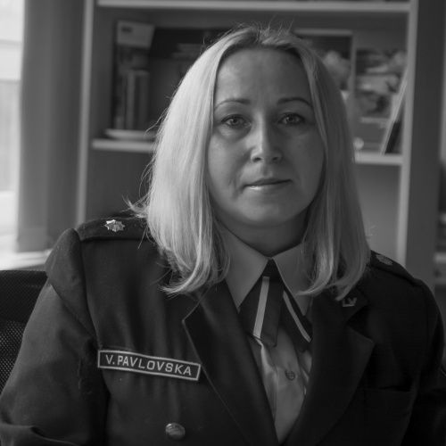 Vineta Pavlovska
